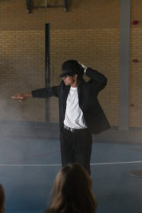 PSA got Talent Michael Jackson