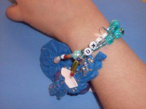 Vrije tijd: armband maken