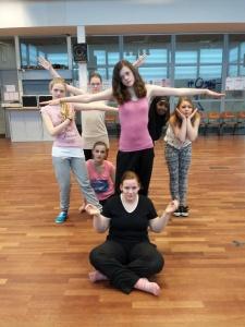 Dansles op PSA